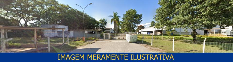 TRT15 - 1ª V de Jacareí - SP. Imóvel industrial na Avenida Industrial, 360, Rio Abaixo, Jacareí - SP.